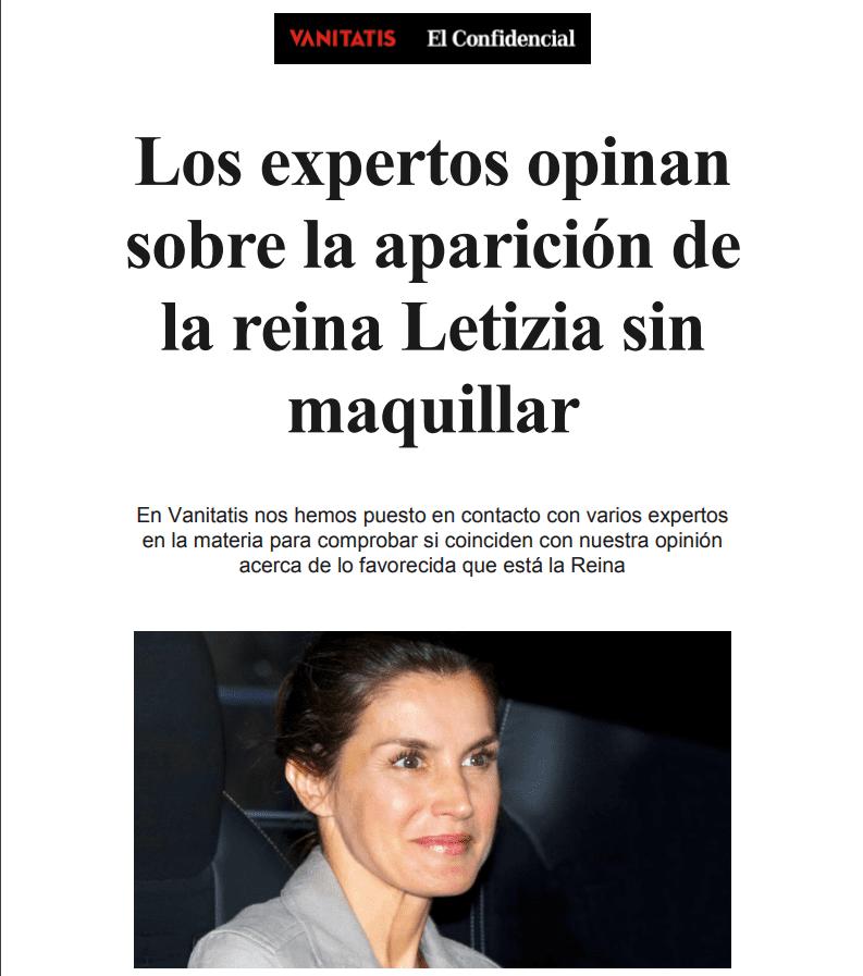 doctor Arquero y reina Leticia