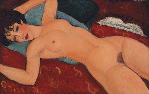 Modigliani-Nu_couche_ilustrando cirugia estetica genital femenina