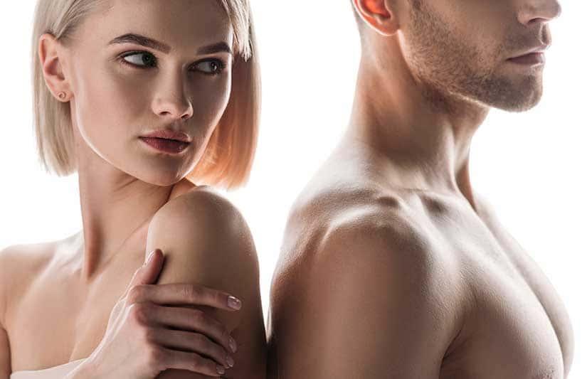 Tratamientos estéticos: Diferencia entre hombres y mujeres