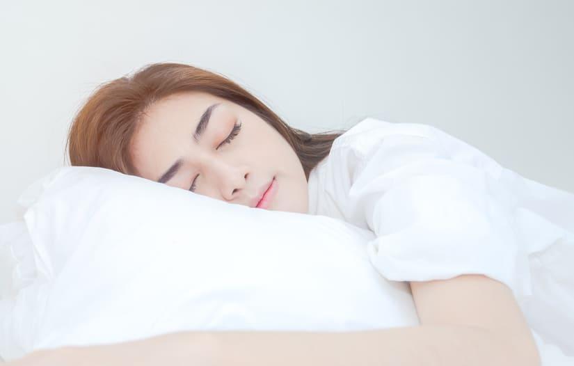 cuidado a la hora de dormir